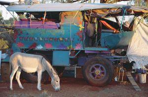 Kye & Gill's wagon